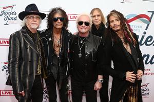 Hire Aerosmith for an event.