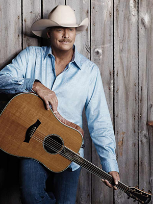 Hire Alan Jackson for an event.