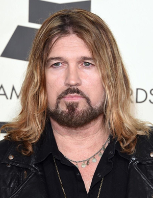 Hire Billy Ray Cyrus for an event.