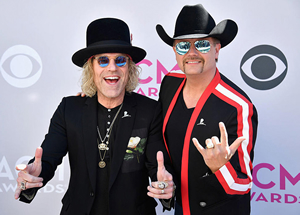 Hire Big & Rich for an event.