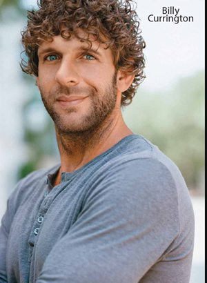 Hire Billy Currington for an event.