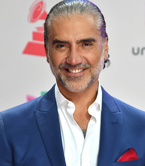 Hire Alejandro Fernandez for an event.