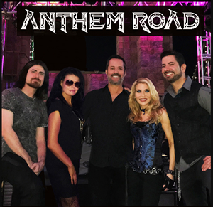 Hire Anthem Road for an event.