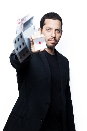 Hire David Blaine to work your event