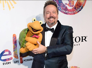 Hire Terry Fator to work your event