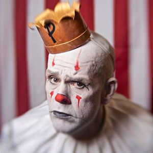 Hire Puddles Pity Party to work your event
