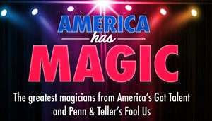 Hire America's Got Magic for an event.
