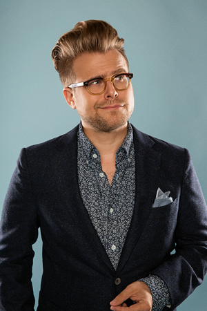 Hire Adam Conover to work your event