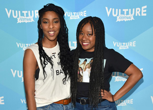 Hire 2 Dope Queens for an event.