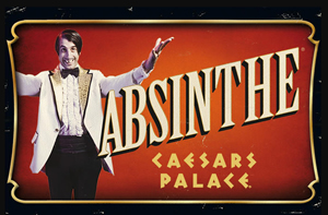Hire Absinthe for an event.