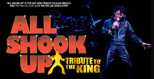 Hire All Shook Up for an event.