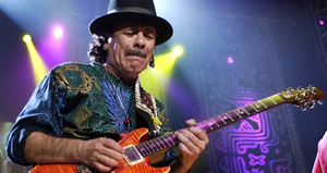 Hire An Intimate Evening with Santana Greatest Hits Live for an event.