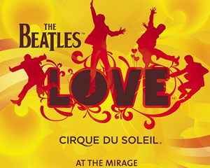 Hire The Beatles LOVE by Cirque du Soleil to work your event