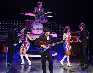 Hire Beatleshow for an event.