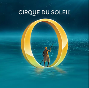 Hire O by Cirque du Soleil to work your event