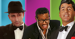 Hire The Rat Pack is Back to work your event