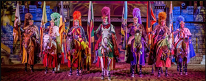 Hire Tournament of Kings for an event.