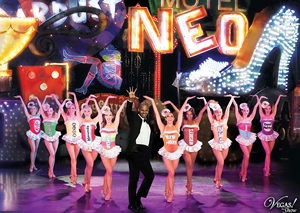 Hire Vegas! The Show for an event.