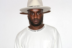 Hire Virgil Abloh for an event.