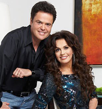 Hire Donny & Marie Osmond to work your event